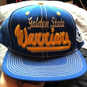 Retro Golden State Warriors SnapBack